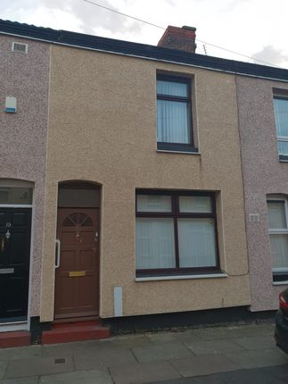 Thumbnail Terraced house to rent in Kipling Street, Bootle, Merseyside