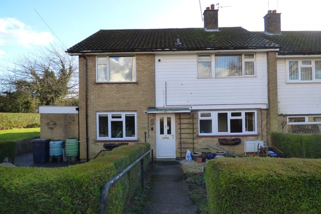 Thumbnail 2 bed flat to rent in Risedale, Caistor, Market Rasen