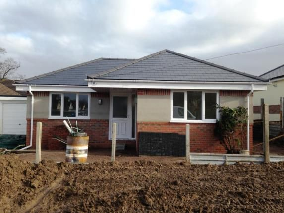 Thumbnail Bungalow for sale in Anstey Road, Bournemouth