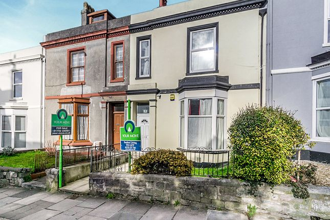 Thumbnail Terraced house for sale in Alexandra Place, Plymouth