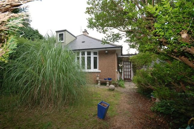 Thumbnail Bungalow for sale in Chapel Way, Plymouth