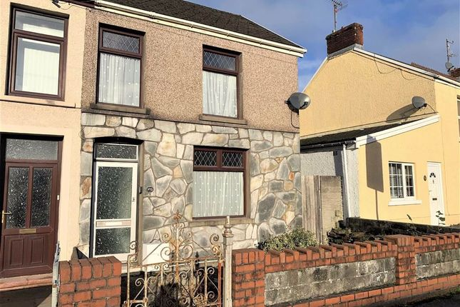 3 bed semi-detached house for sale in Ynys Y Cwm Road, Furnace, Llanelli SA15