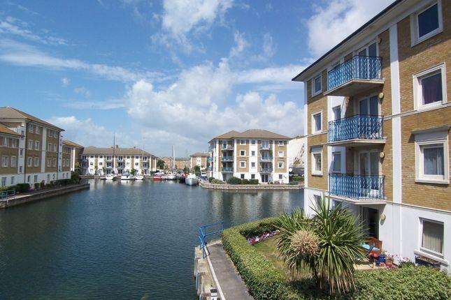 Thumbnail Flat to rent in St Vincents' Court, Brighton Marina Village, Brighton