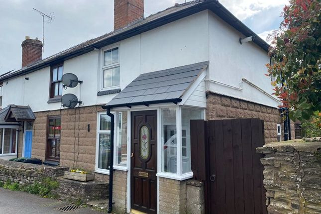 2 bed terraced house for sale in Frog Lane, Bromyard HR7