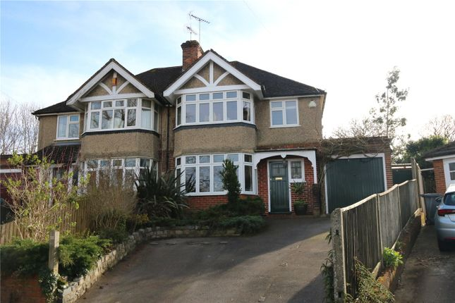 Semi-detached house for sale in Baydon Drive, Reading, Berkshire