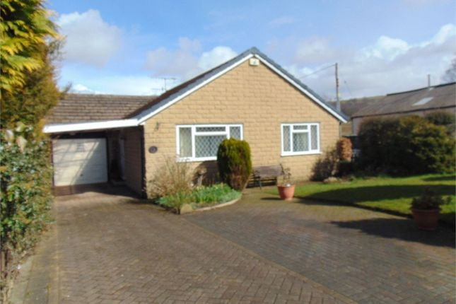 Thumbnail Detached bungalow for sale in Broad Ing Close, Cliviger, Burnley, Lancashire