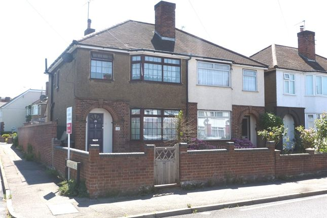 Thumbnail Semi-detached house for sale in Middlefield Road, Hoddesdon