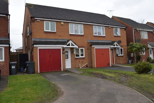 Thumbnail Semi-detached house to rent in Honeycomb Way, Northfield, Birmingham