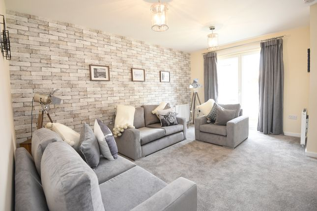 Thumbnail Semi-detached house for sale in Lapwing Drive, Perth
