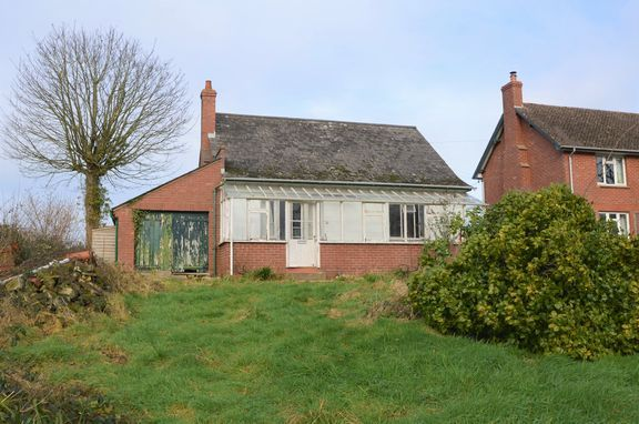 Thumbnail Detached bungalow for sale in Talewater, Talaton, Exeter