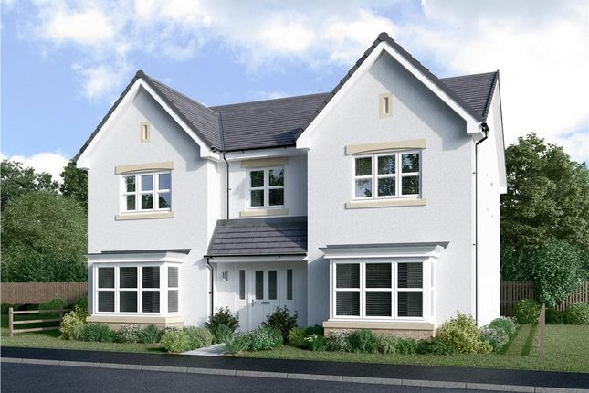 "Thumbnail Detached house for sale in ""Weir"" at Murieston Road, Murieston, Livingston"