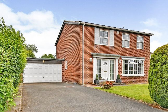 Thumbnail Detached house for sale in Longdean Park, Chester Le Street