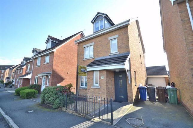 Thumbnail Detached house for sale in Station Close, Radcliffe, Manchester