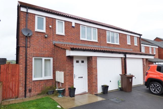 Thumbnail Semi-detached house for sale in Allerton View, Thornton, Bradford