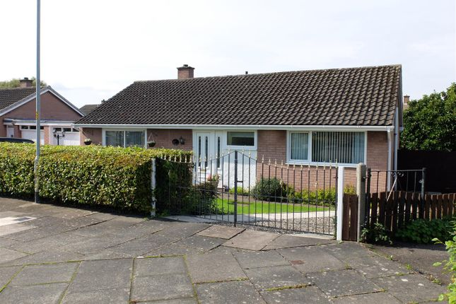 Thumbnail Bungalow for sale in Whinlatter Way, Carlisle