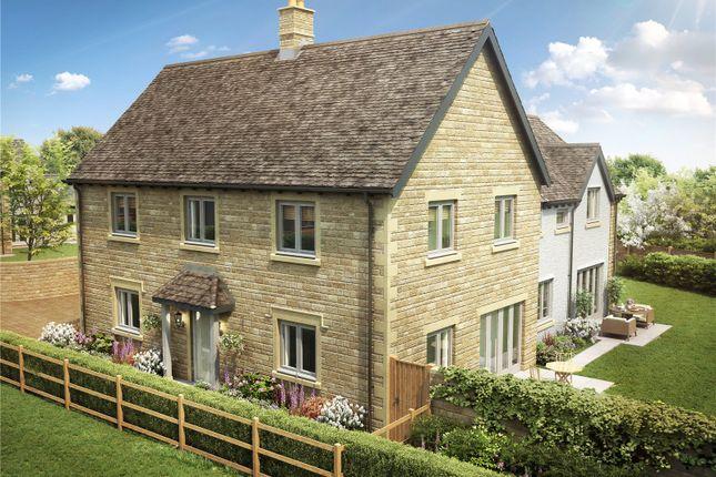 Thumbnail Detached house for sale in New Town Park, Toddington, Cheltenham, Gloucestershire