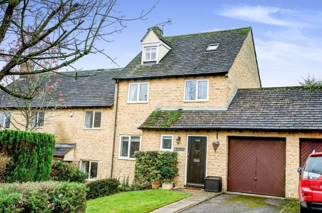 Thumbnail Semi-detached house for sale in Orchard Rise, Longborough, Moreton-In-Marsh