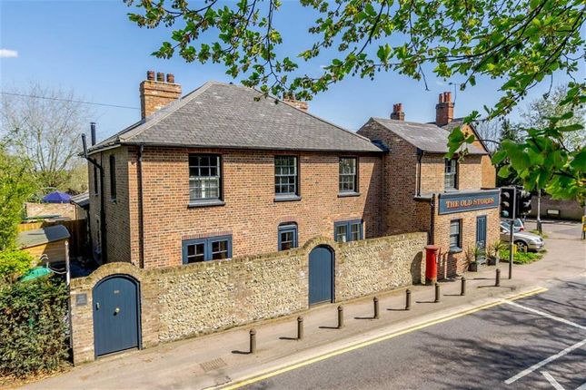 Thumbnail Detached house for sale in Rickmansworth Road, Chorleywood, Rickmansworth