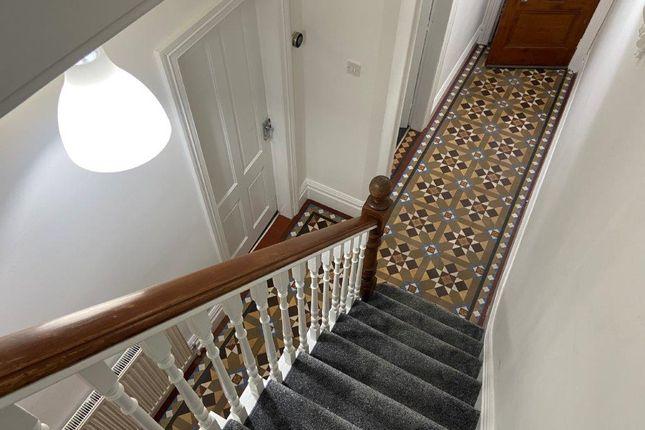 Stairs of Sudbury Street, Derby DE1