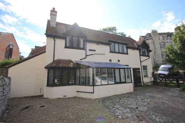 Thumbnail Detached house for sale in Sentry Road, Swanage
