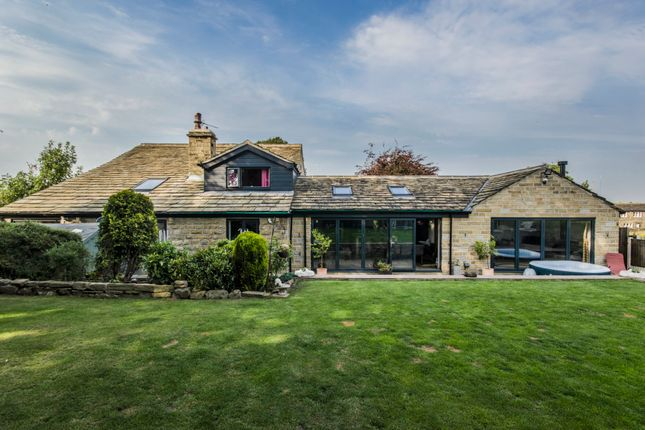Thumbnail Detached house for sale in The Old Barn, Cross Lane, Stocksmoor