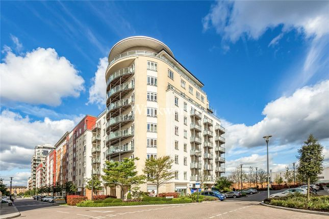 Thumbnail Flat for sale in Capri House, Colindale, London