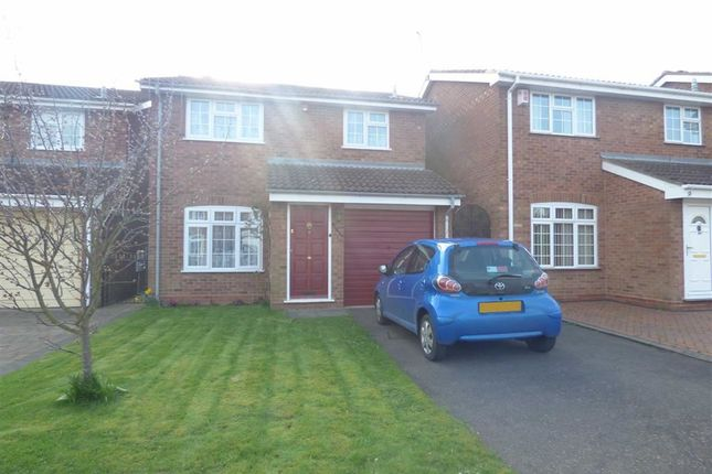 Thumbnail Detached house to rent in Clewley Drive, Wolverhampton