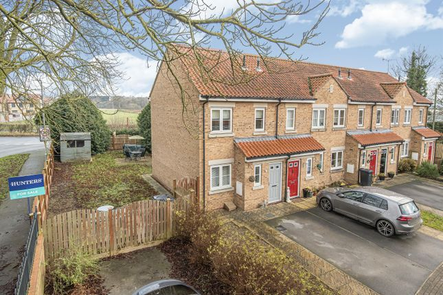 2 bed end terrace house for sale in Woodland Croft, Thorp Arch, Wetherby LS23