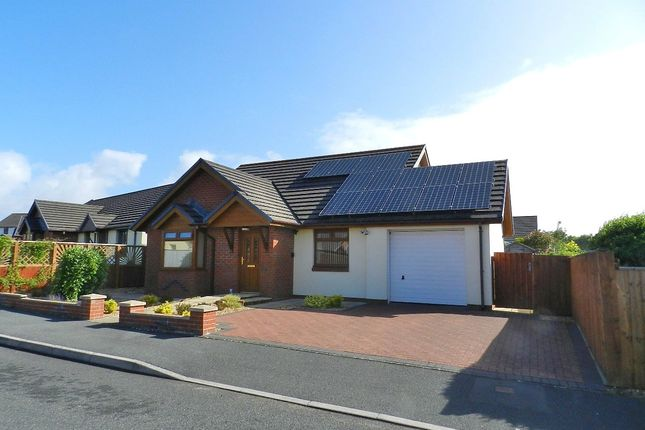 Thumbnail Detached bungalow for sale in Heritage Gate, Haverfordwest, Pembrokeshire
