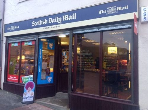 Retail premises for sale in Kelty, Fife
