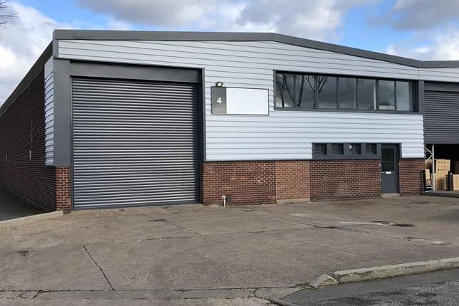 Thumbnail Light industrial to let in Unit 4, Eldon Road Trading Estate, Attenborough, Nottingham