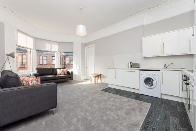 Thumbnail Flat to rent in Wilton Street, North Kelvinside, Glasgow