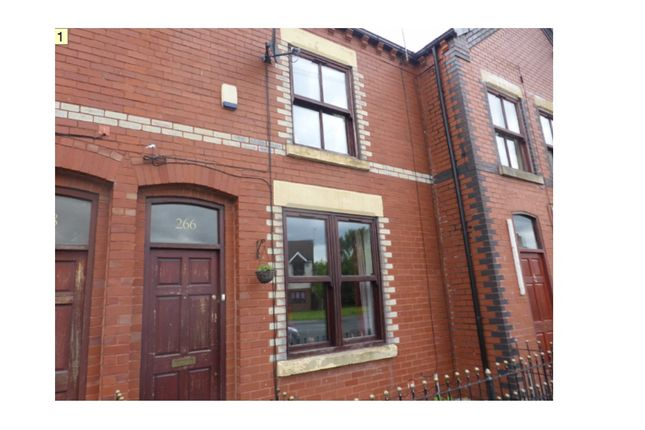 Thumbnail Terraced house to rent in Firs Lane, Leigh
