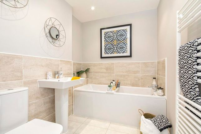 Bathroom To The Chichester 2 Bedroom Apartment