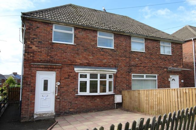 Thumbnail Semi-detached house to rent in Wear Road, Stanley