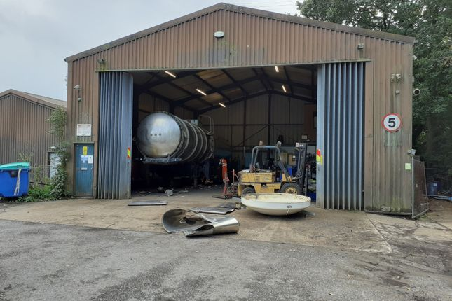 Thumbnail Light industrial to let in Unit 1 Clump Farm Industrial Estate, Blandford Forum, Dorset