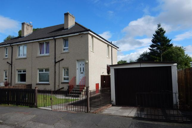 Thumbnail Flat to rent in Myrtle Drive, Wishaw
