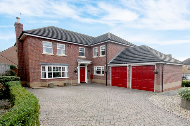 Thumbnail Detached house for sale in Speedwell Drive, Balsall Common, Coventry