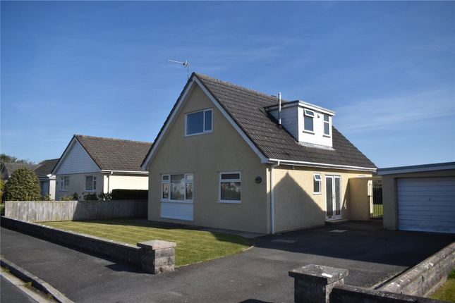 Thumbnail Detached house for sale in Cleggars Park, Lamphey, Pembroke