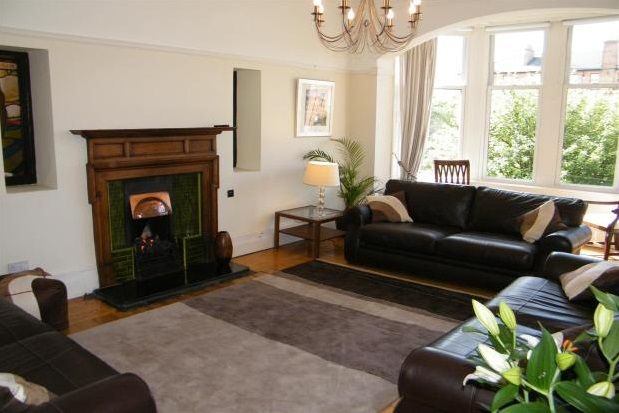 Thumbnail Flat to rent in Queensborough Gardens, Dowanhill, Glasgow