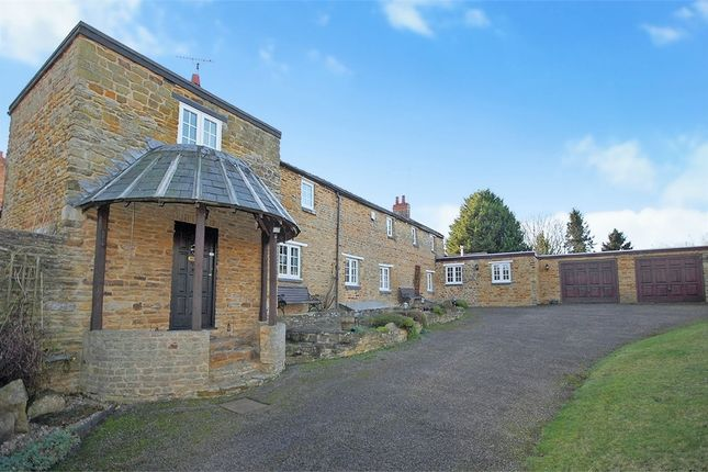 Thumbnail Detached house for sale in Lavender Cottage, 29 Manor Road, Pitsford, Northampton