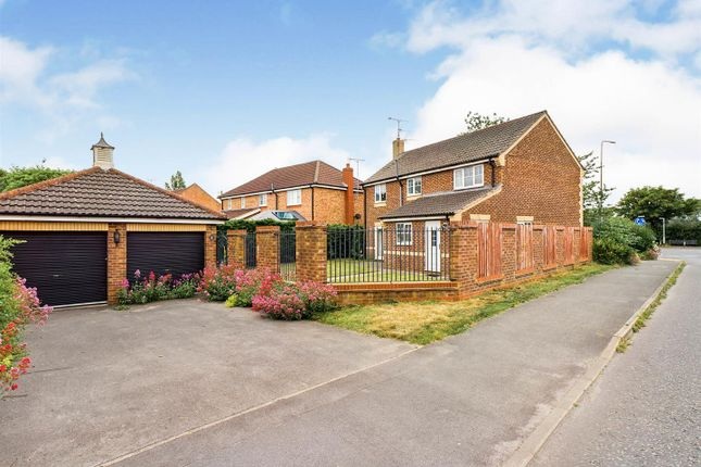 Thumbnail Detached house for sale in Beverley Road, Driffield