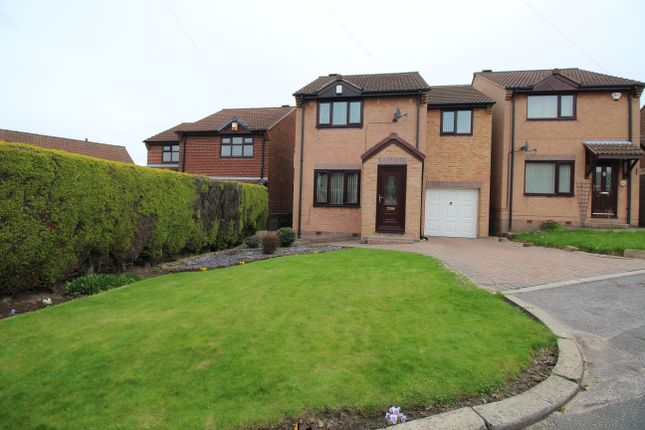 Thumbnail Detached house for sale in Windsor Drive, Mexborough