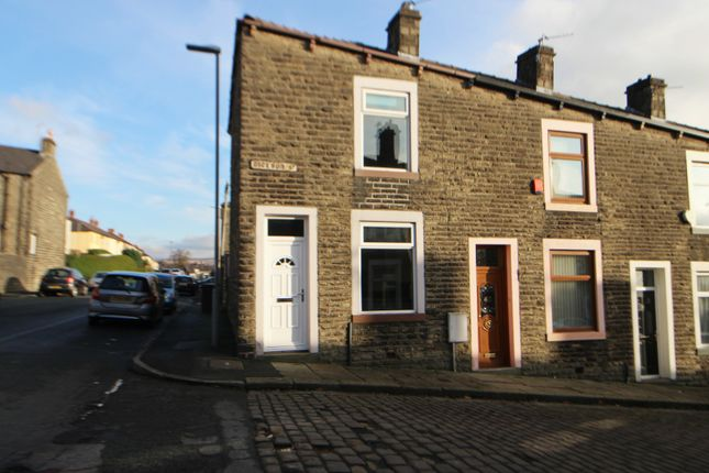 Front View of Dickson Street, Colne, Lancashire BB8