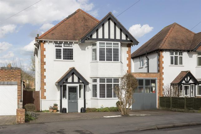 Thumbnail Detached house for sale in Cubbington Road, Lillington, Leamington Spa
