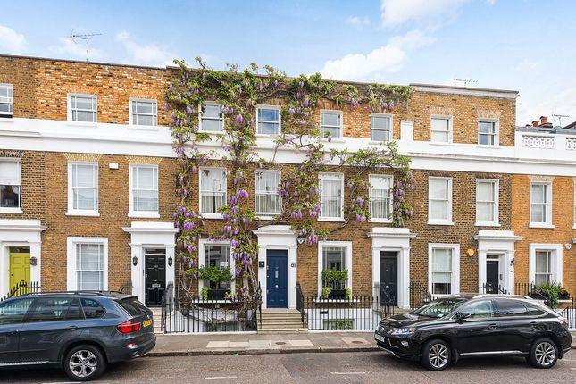 Thumbnail Terraced house for sale in Ovington Street, Chelsea