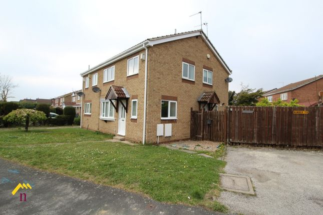 Thumbnail Terraced house to rent in Hund Oak Drive, Hatfield, Doncaster