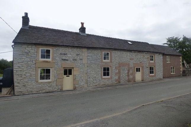 Thumbnail Detached house for sale in Drury Lane, Biggin, Buxton