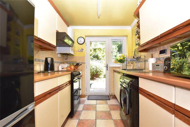 Kitchen of Claremont Crescent, Crayford, Kent DA1