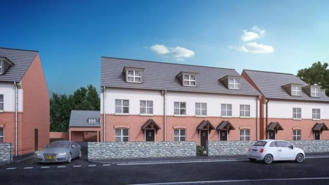 Thumbnail Town house for sale in Wood Green Road, Wednesbury